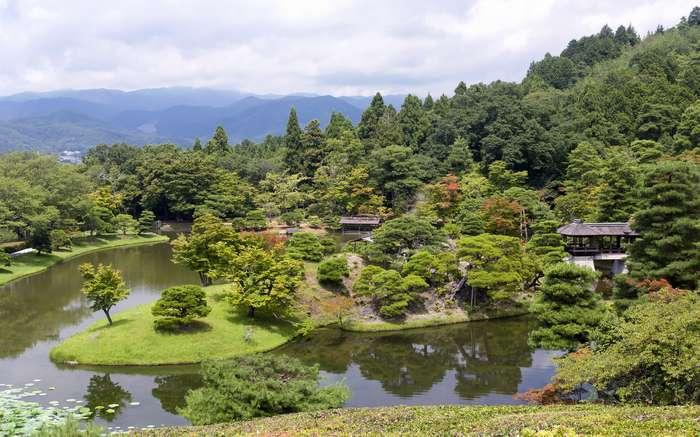 impérial villa shugakuin