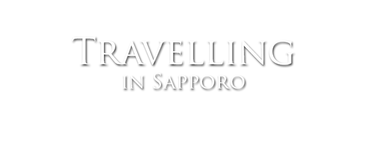 travelling in sapporo