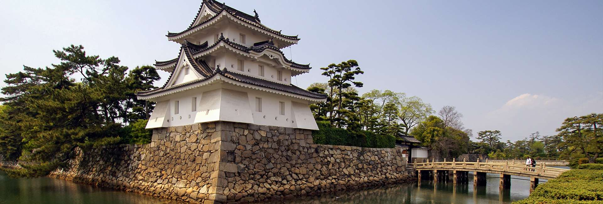 Takamatsu in Japan