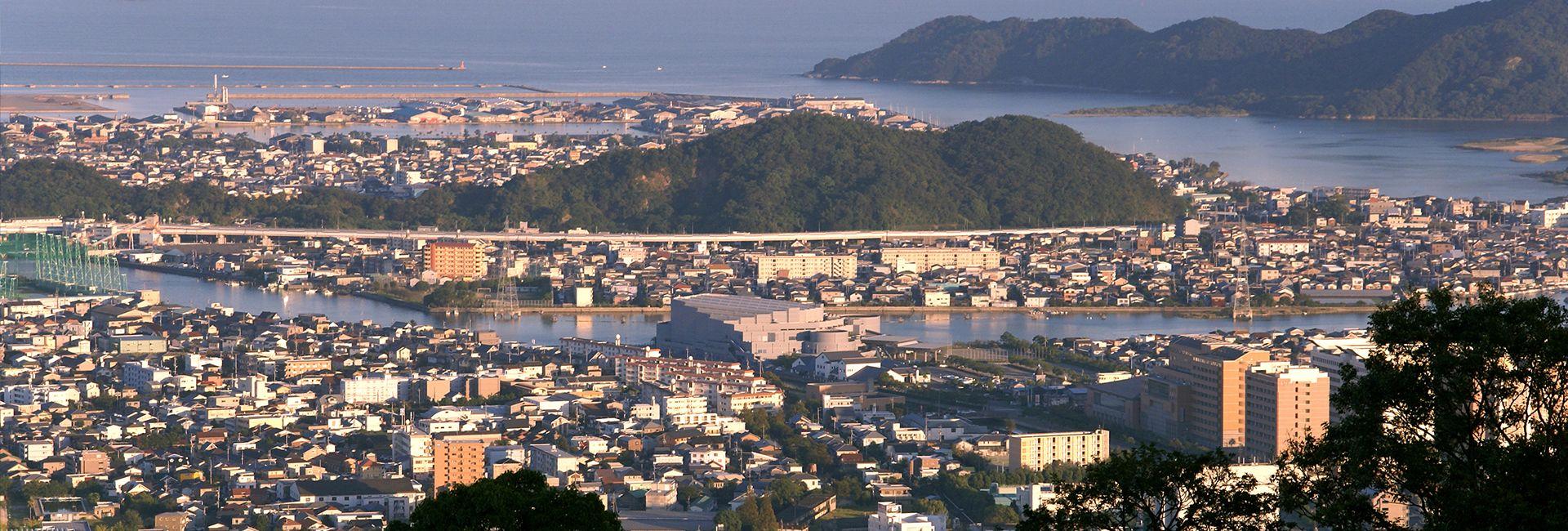 Tokushima in Japan