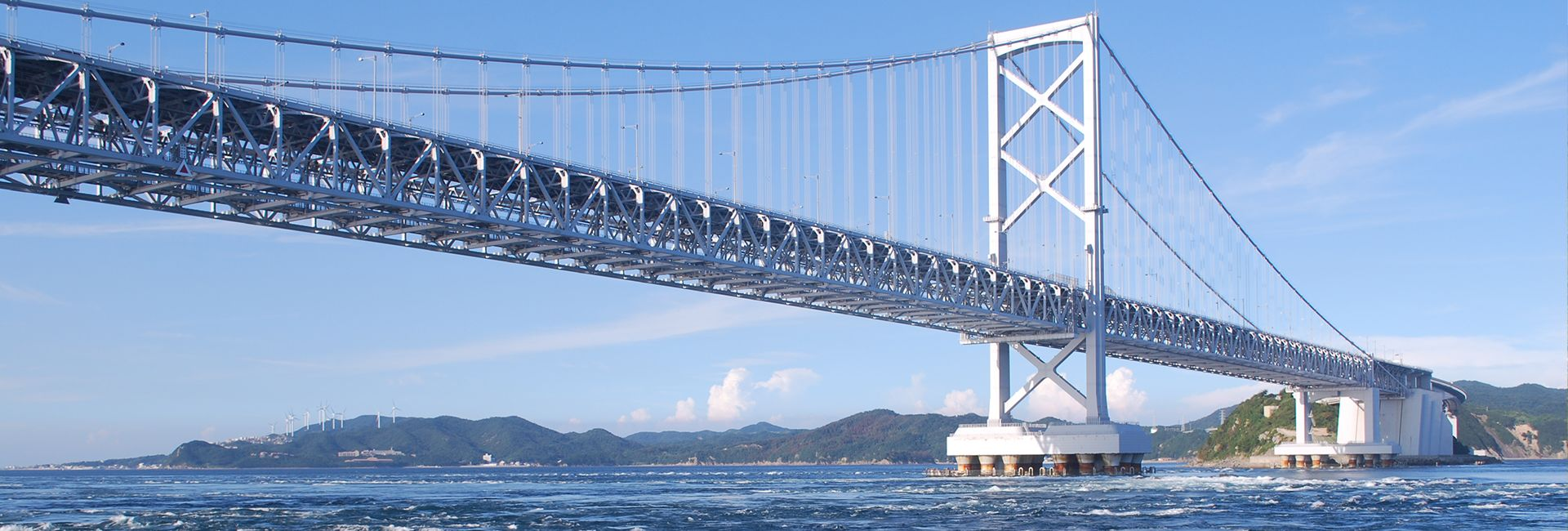 Naruto Bridge in Tokushima