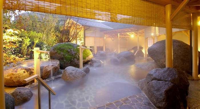 onsen hot spring