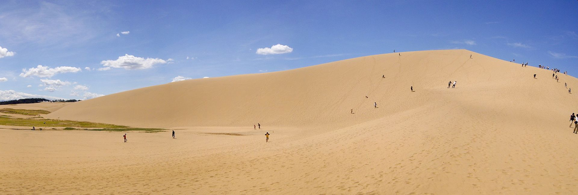 Tottori dunes