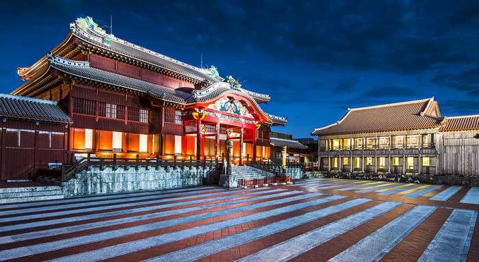 château de shuri okinawa