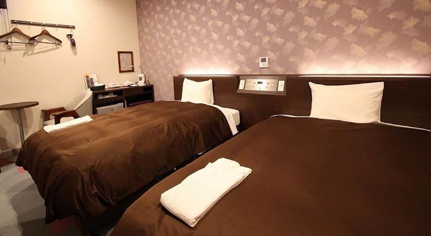 Hotel New Gaea Yanagawa