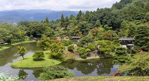 villa impériale Shugakuin
