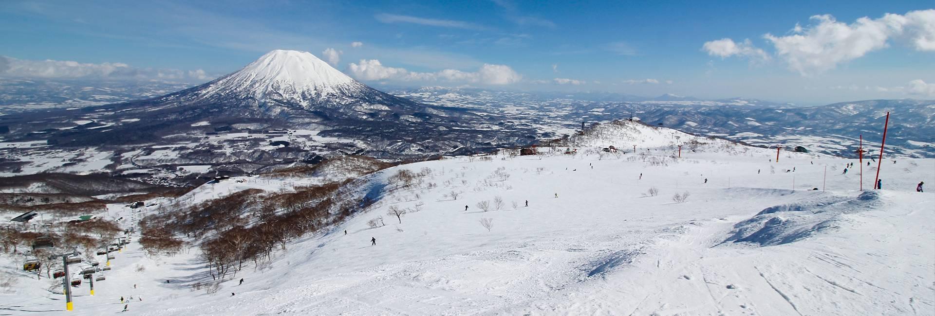 le mont Yotei à Niseko