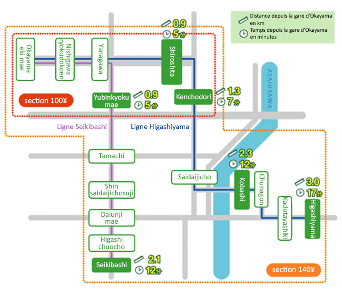 plan tramway okayama