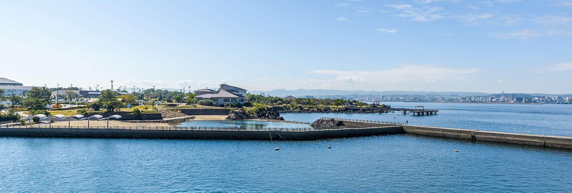 kagoshima au Japon