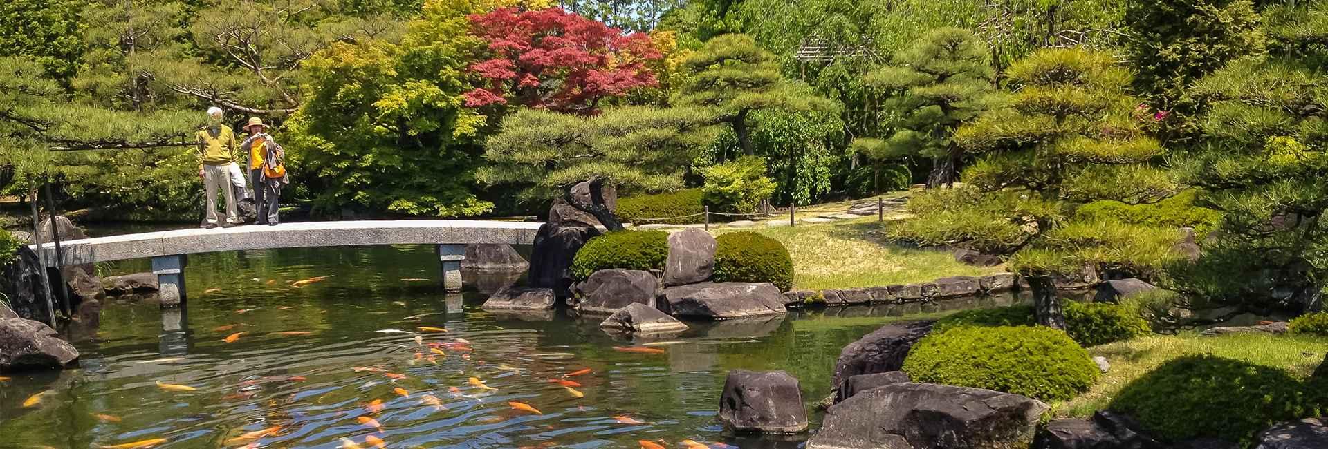 jardin kokoen à Himeji
