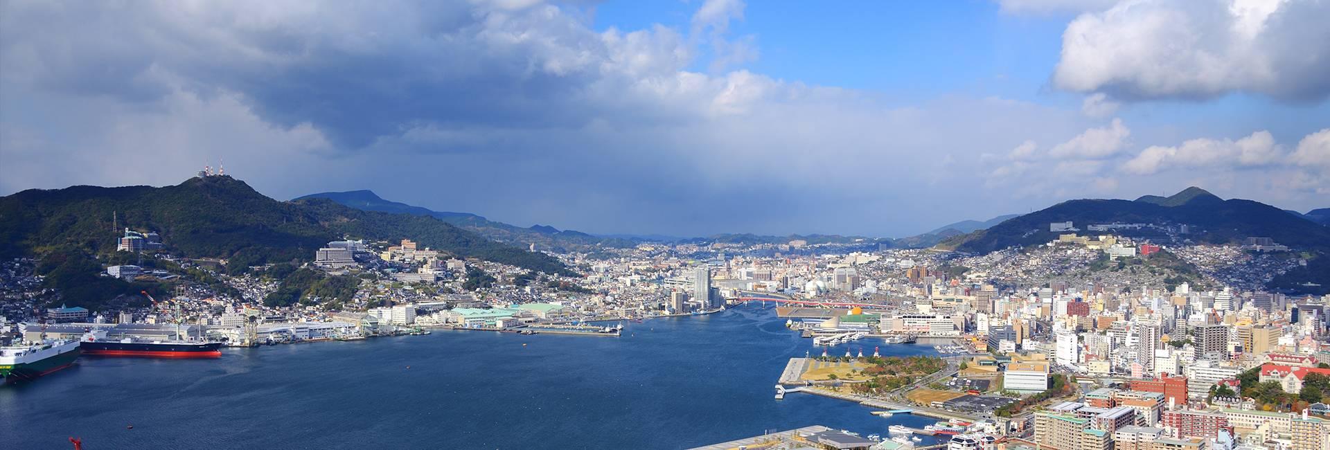 Nagasaki au Japon