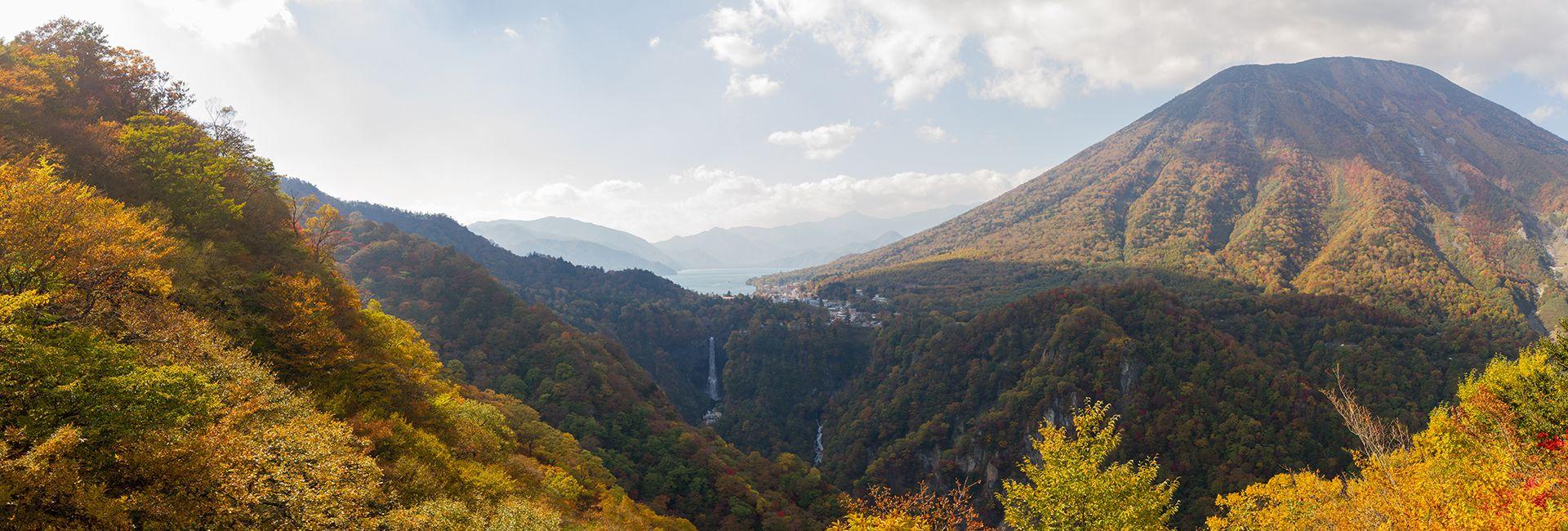Nikko et le lac Chuzenji