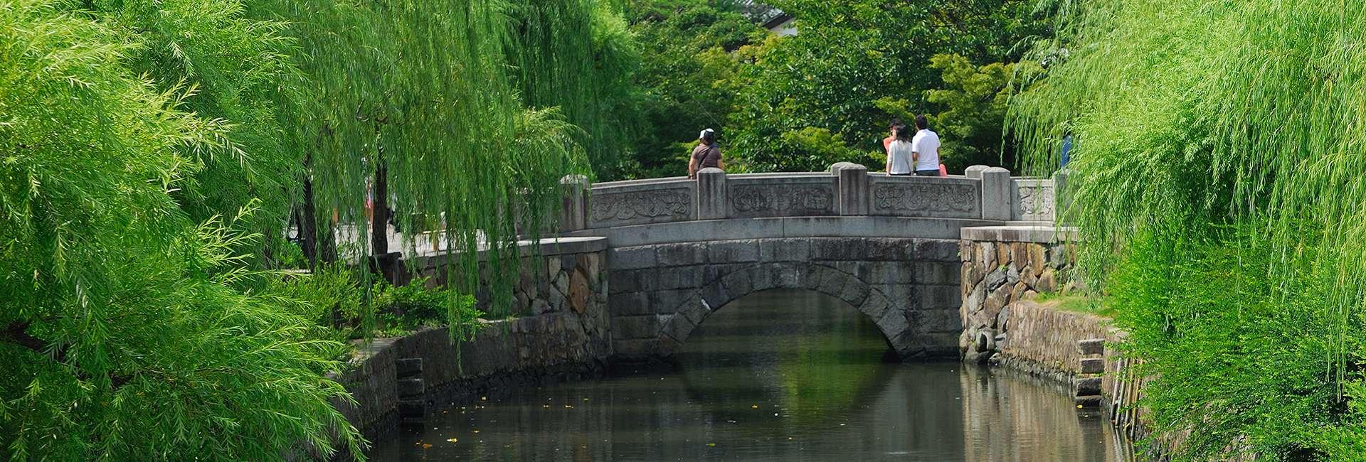 Kurashiki au Japon