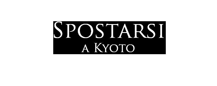 spostarsi a kyoto