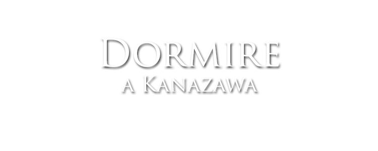 dormire a kanazawa