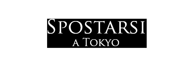 spostarsi a tokyo