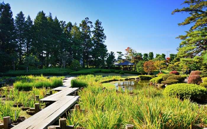 giardino memoriale fujita