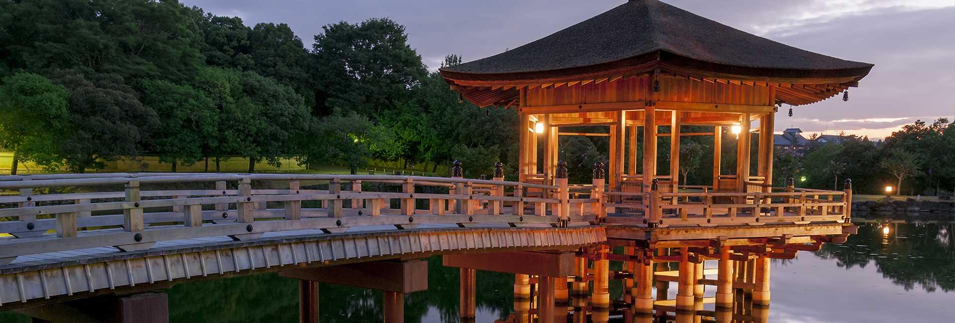 Nara in Giappone